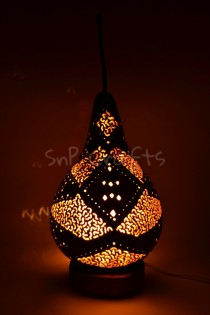 Hive (2016) Gourd Lamp